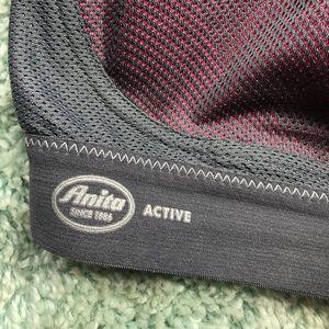 0a653801d3f Anita Intimates   Sleepwear - ANITA AIR CONTROL MID-IMPACT WIRE-FREE SPORTS  BRA